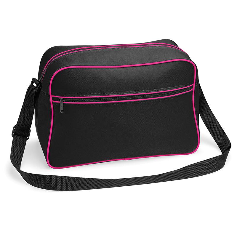 BagBase-Retro-Shoulder-Bag-Messenger-Office-College-Uni-School-Travel-Gym-New