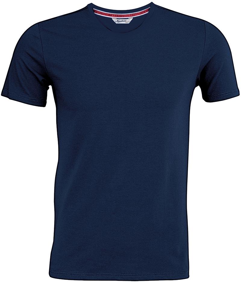 Kariban-KV104-VINTAGE-T-Shirt-Col-ras-du-cou-pour-hommes-manches-courtes-fine