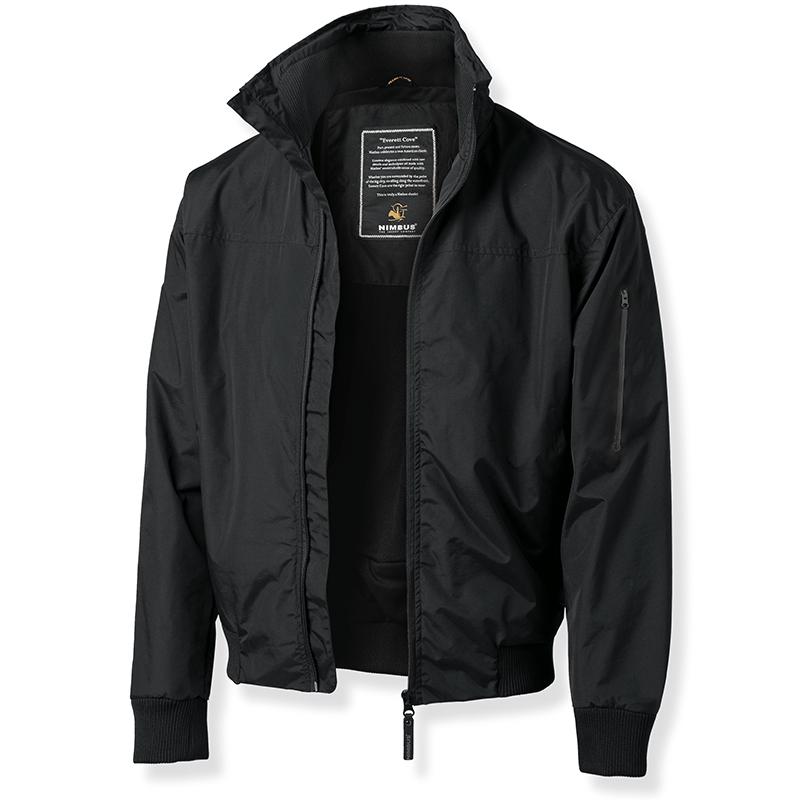Warm Nimbus Coat Leisure Water Jacket Resistant Everyday Business New Men's Black Wind yWW1rR8q6n