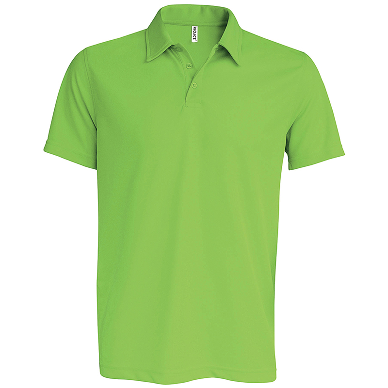 Kariban-PA482-Hommes-T-shirt-Polo-performance-T-SHIRTS-sport-Respirable-T-shirt