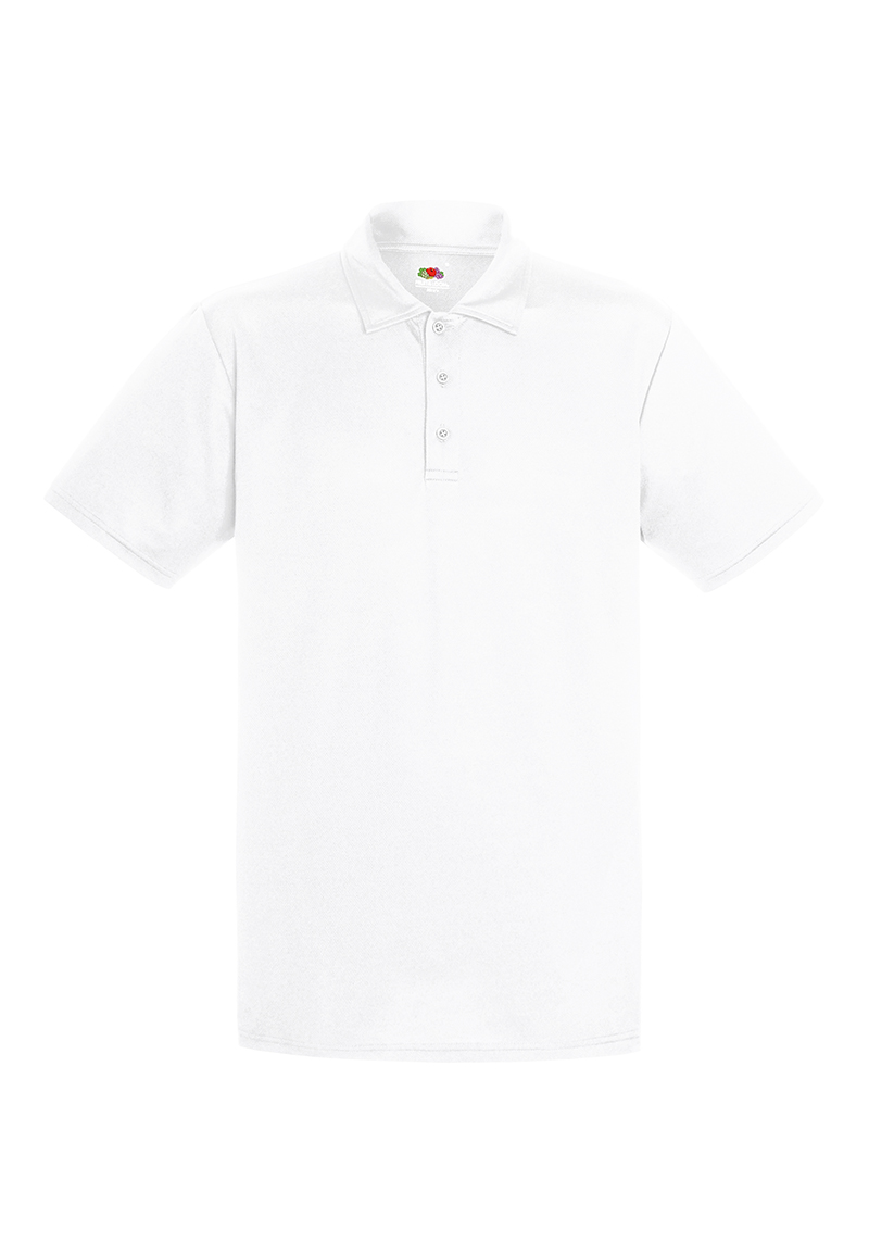 Fruit-of-the-Loom-Para-Hombre-Camisa-Polo-Deportes-De-Secado-Rapido-Transpirable-Tenis-Golf-S-3XL