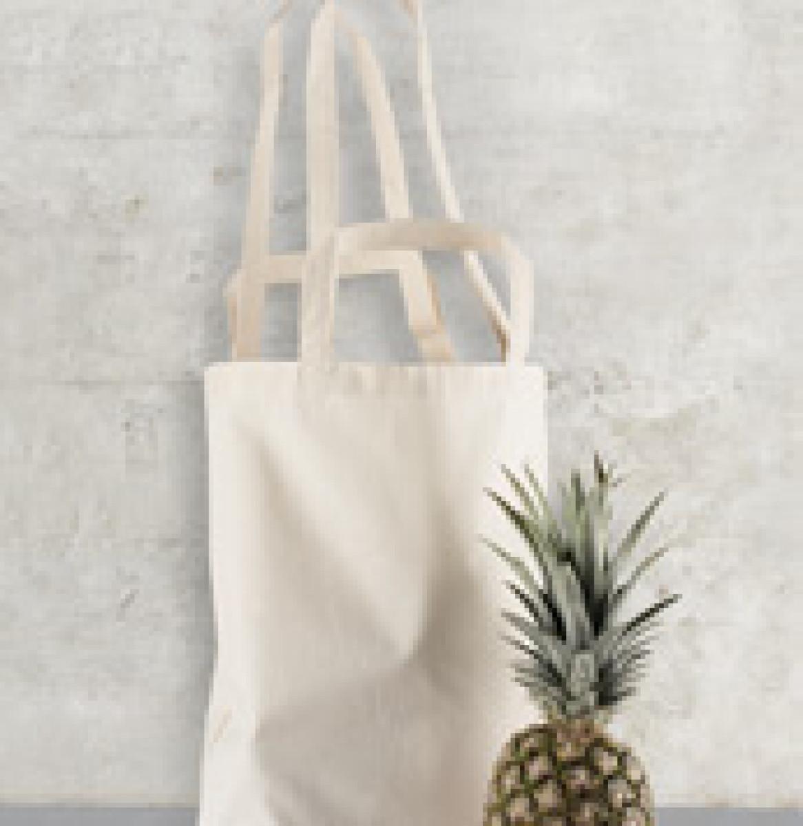 Lightweight Shopping bag Cotton Shopper//Tote Shoulder Bag