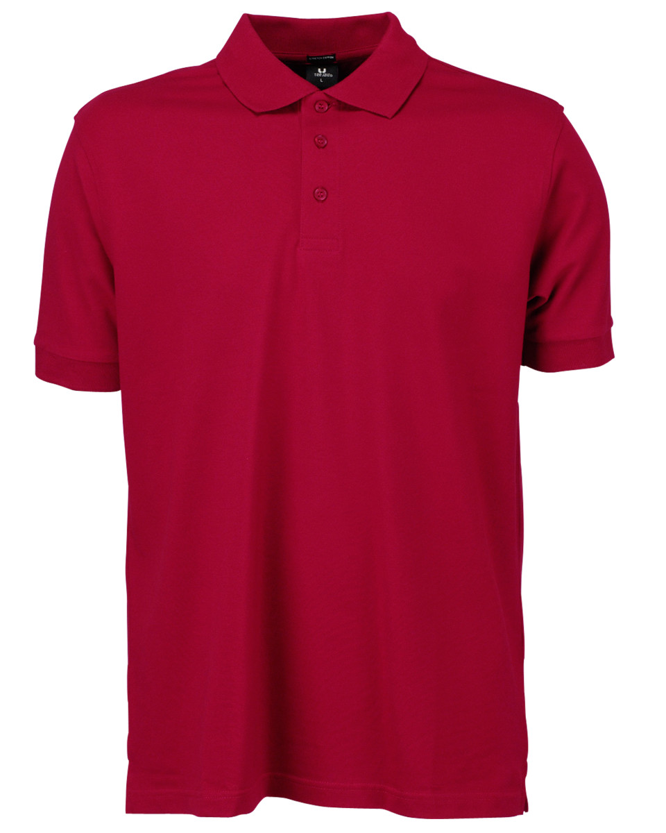 TEE-JAYS-MEN-039-S-STRETCH-POLO-SHIRT-PREMIUM-TAILORED-FIT-PLAIN-SMART-CASUAL-STYLE