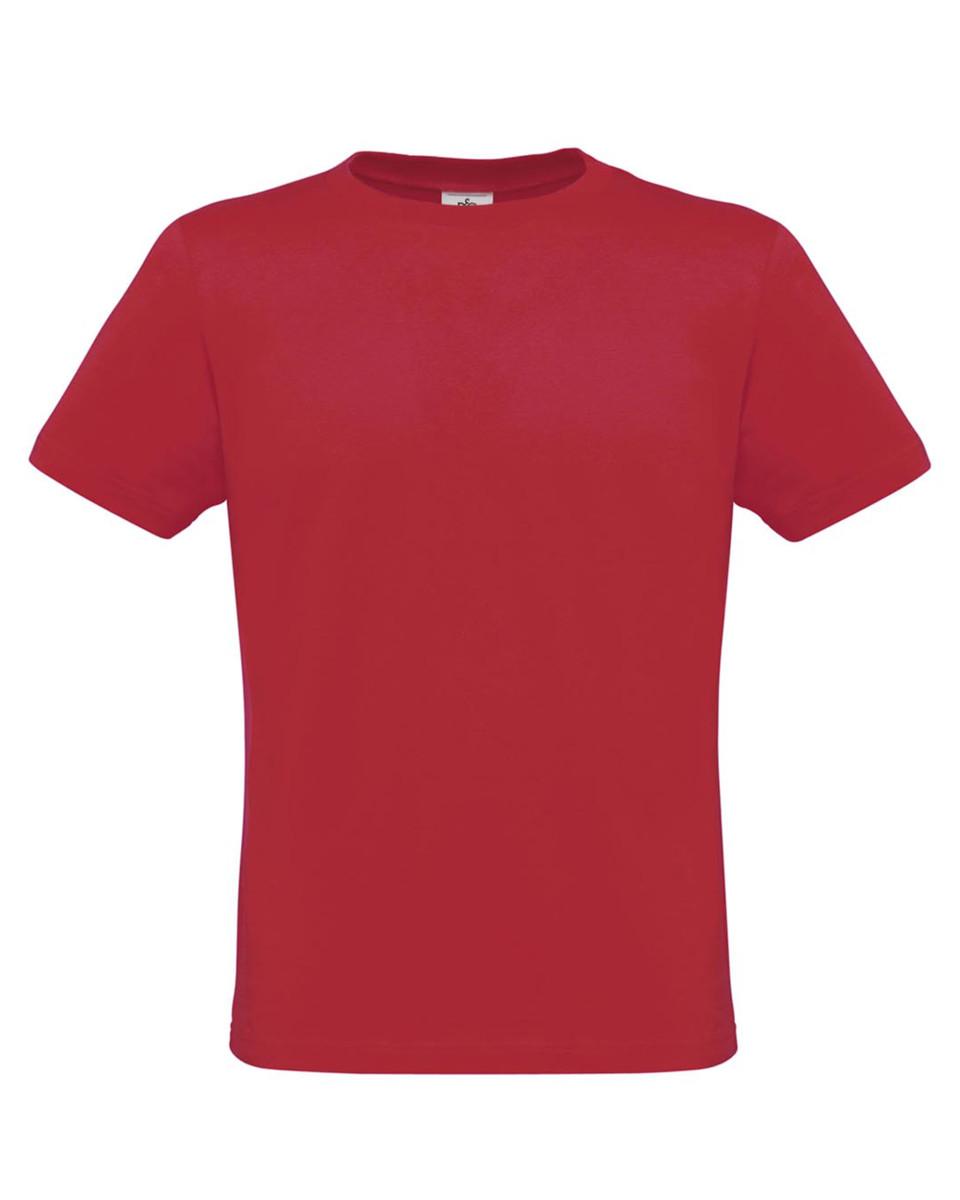 B-amp-C-Para-Hombres-Camiseta-100-Algodon-Suave-pre-SHRUNK-Camiseta-Top-De-Cuello-Redondo-Colores-S