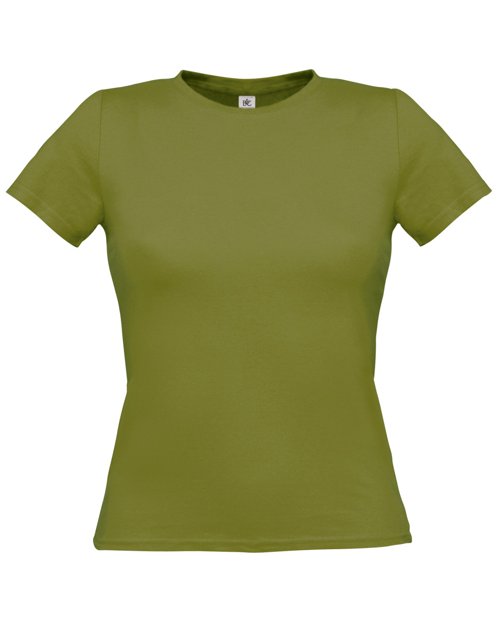 B-amp-C-WOMEN-039-S-T-SHIRT-100-SOFT-COTTON-TOP-CRE-NECK-BASIC-PLAIN-SHORT-SLEEVE-SIZES