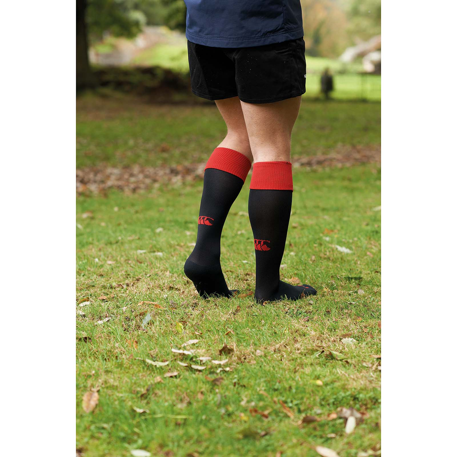 Canterbury Mens CCC Plain Rugby Playing Socks Sports Training Football