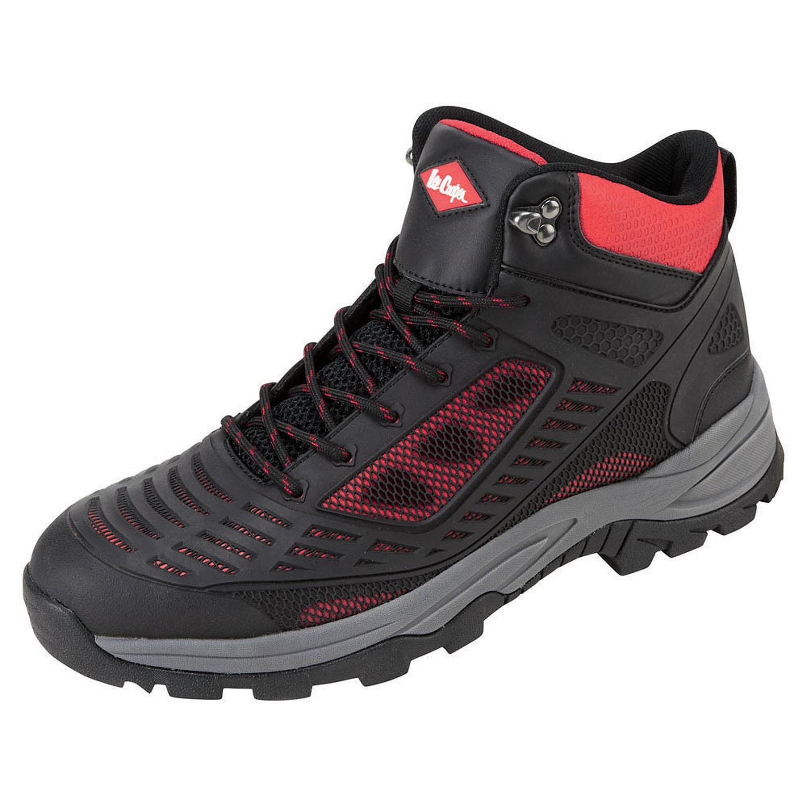 NUOVO Lee SRA Cooper S3 SRA Lee Scarpe Acciaio Puntale Uomini Scarpe Da Ginnastica Scarpa flessibile Work Boots 0f033a
