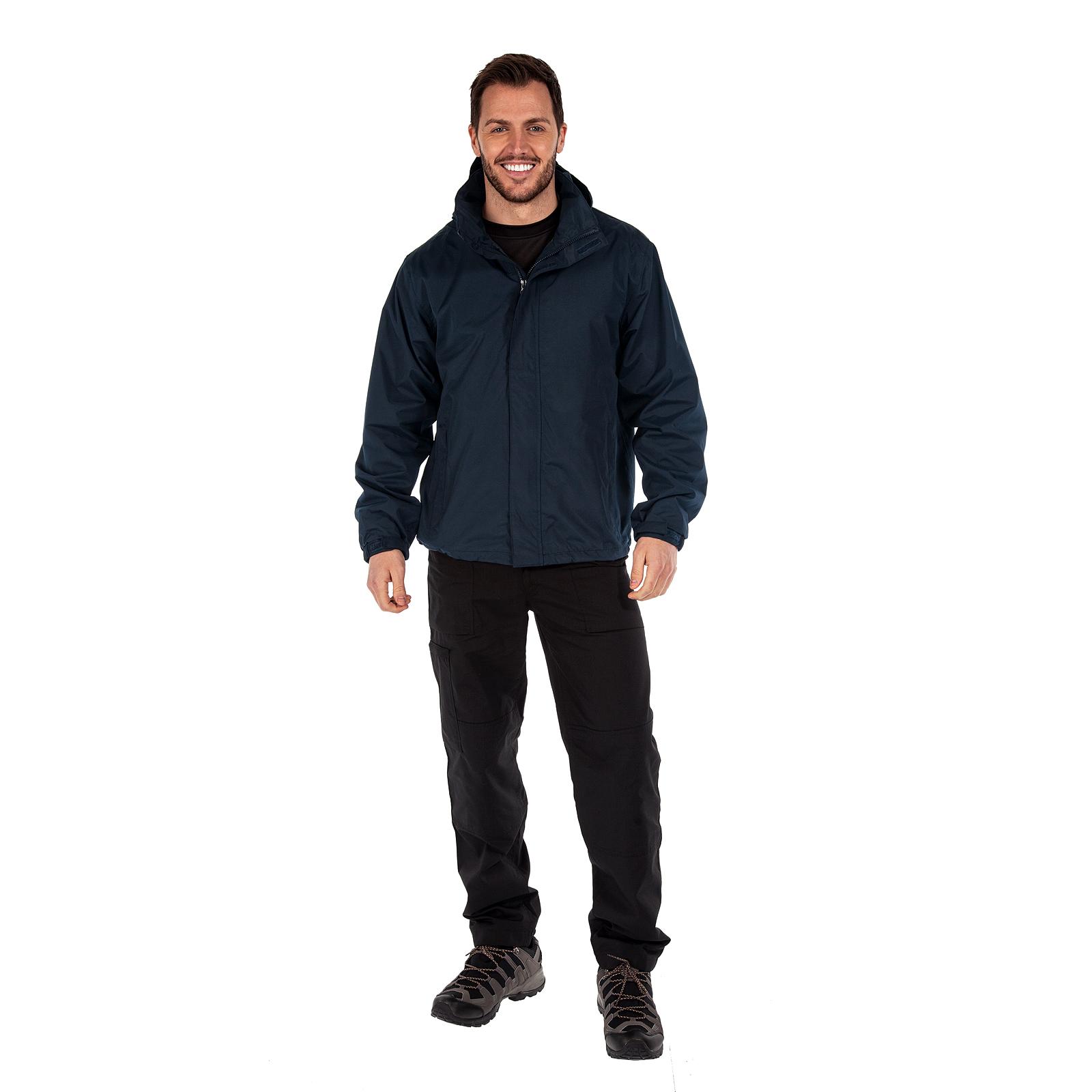 6d74a35f5a7 CENTINELA regata Ritmo II lleno de Mens chaqueta impermeable ligera mangas  con cremallera con capucha