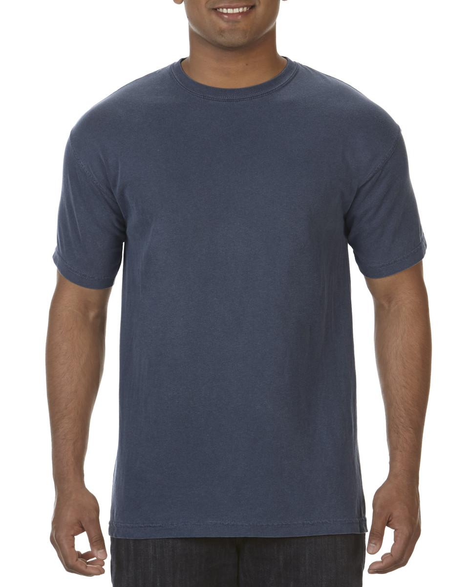 Comfort-Colors-Camiseta-100-Algodon-Suave-Casual-Top-Plain-Tamanos-39-Colores-Oferta