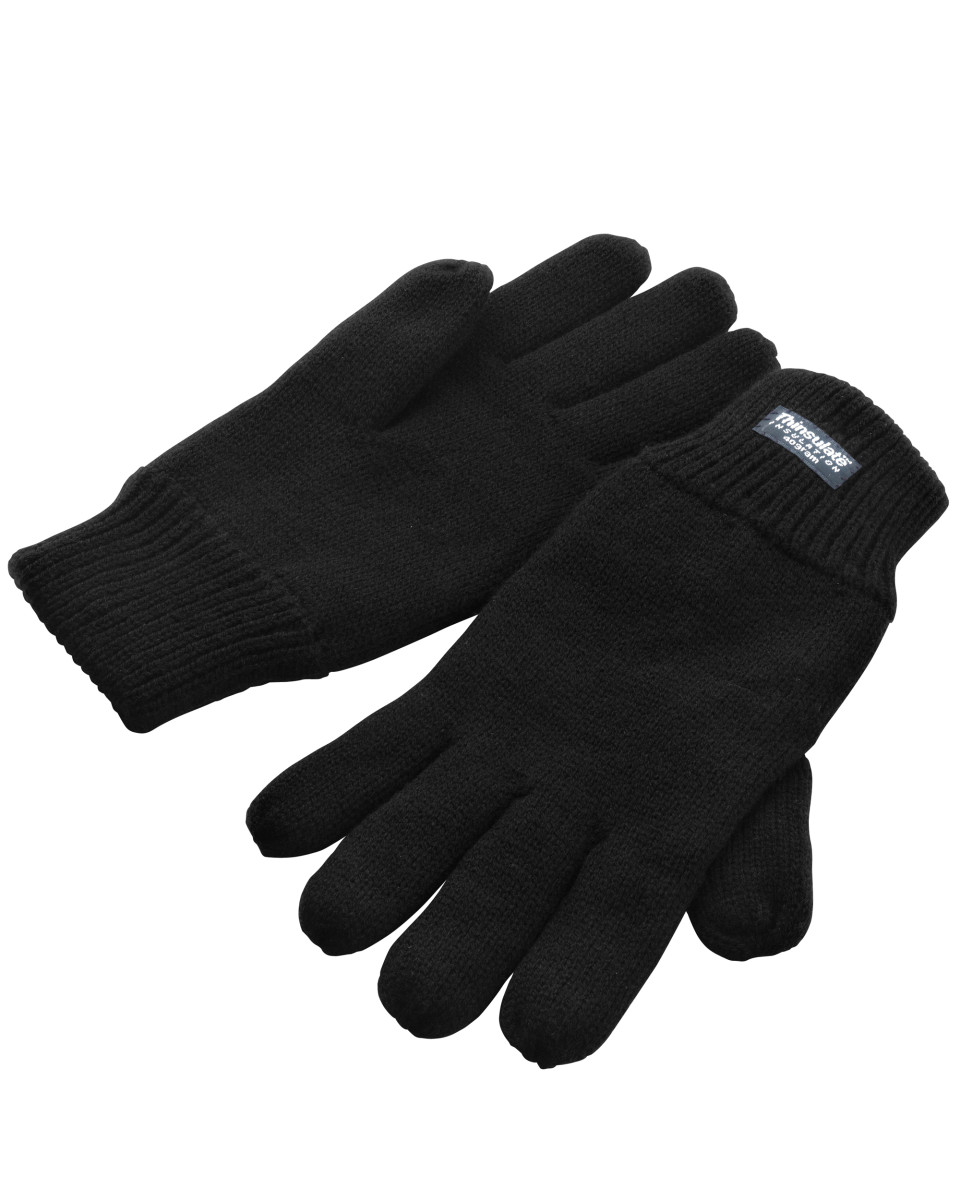 RESULT WINTER GLOVES LINED SUPER WARM SOFT THINSULATE