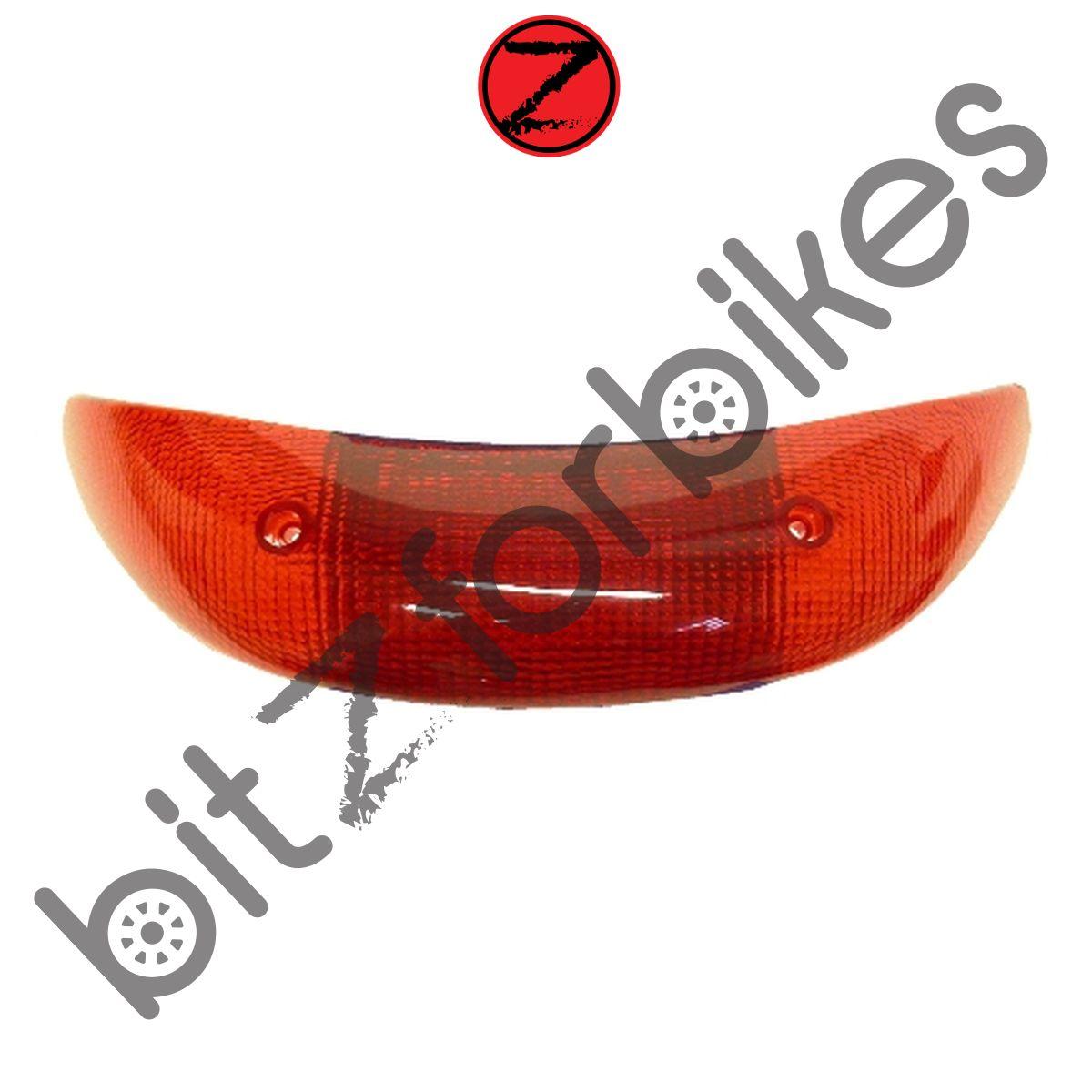 50cc L//C 1997-2008 2T Taillight Lens Malaguti F15 Firefox