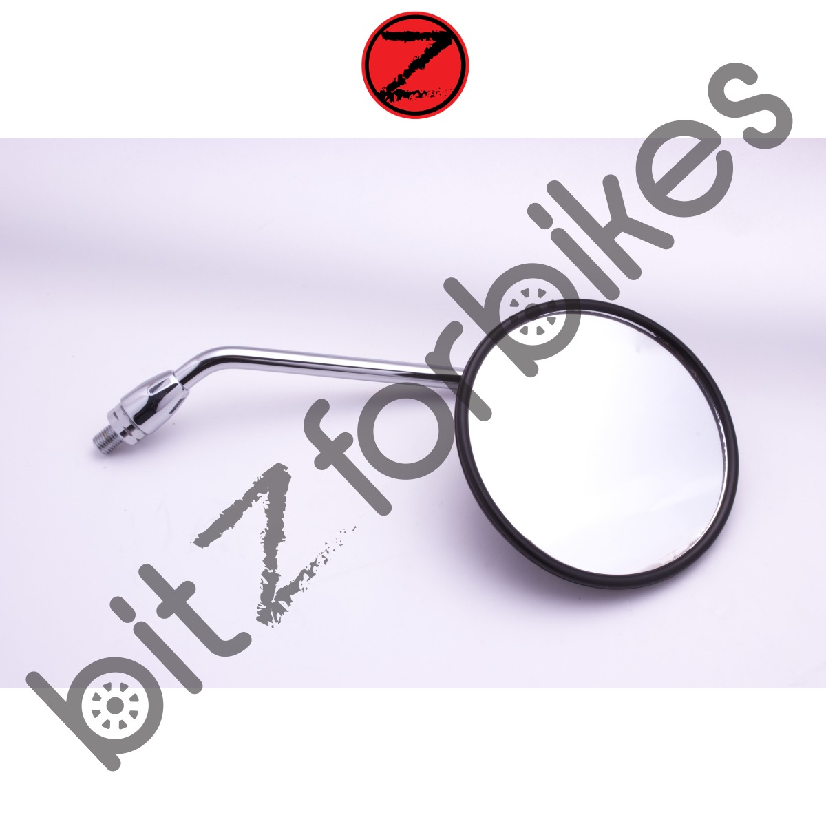 1D01 Mirrors Left /& Right Hand for 2004 Yamaha DT 125 RE