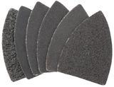 Draper 31345 APT250F Finger Sanding Sheets X 6