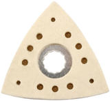 Draper 31360 APT250P Triangular Polishing Pad for 31328