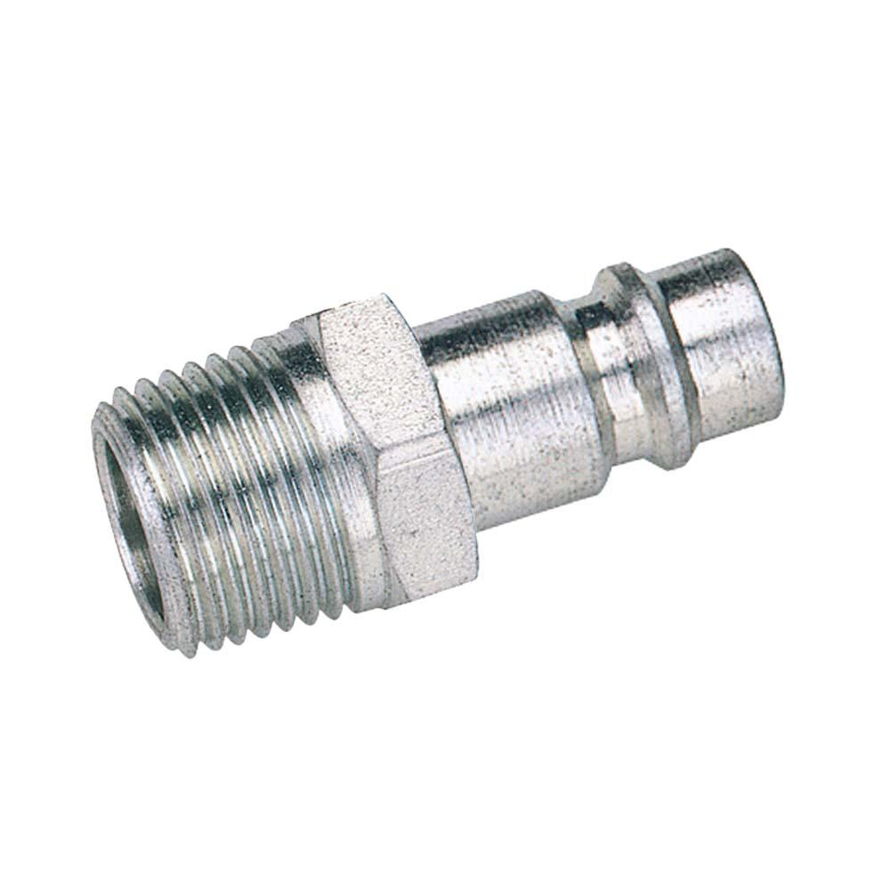 Draper 54415 A7102 1/4 BSP Male Nut PCL Euro Coupling Adaptor