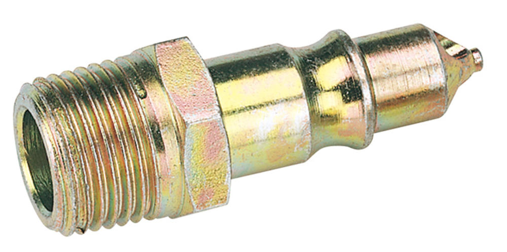"Draper 05517 A2999 BULK 3/8"" Male Thread Air Line Screw Adaptor Coupling (Sold Loose)"