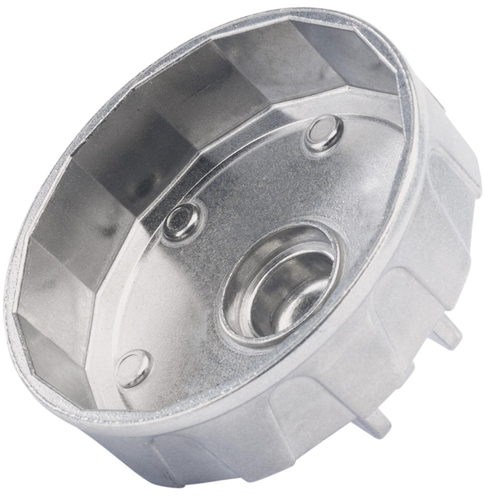 Draper 29159 OFS-92MM15F Expert Oil Filter Socket 92mm 15 Flats for Nissan, Suburu