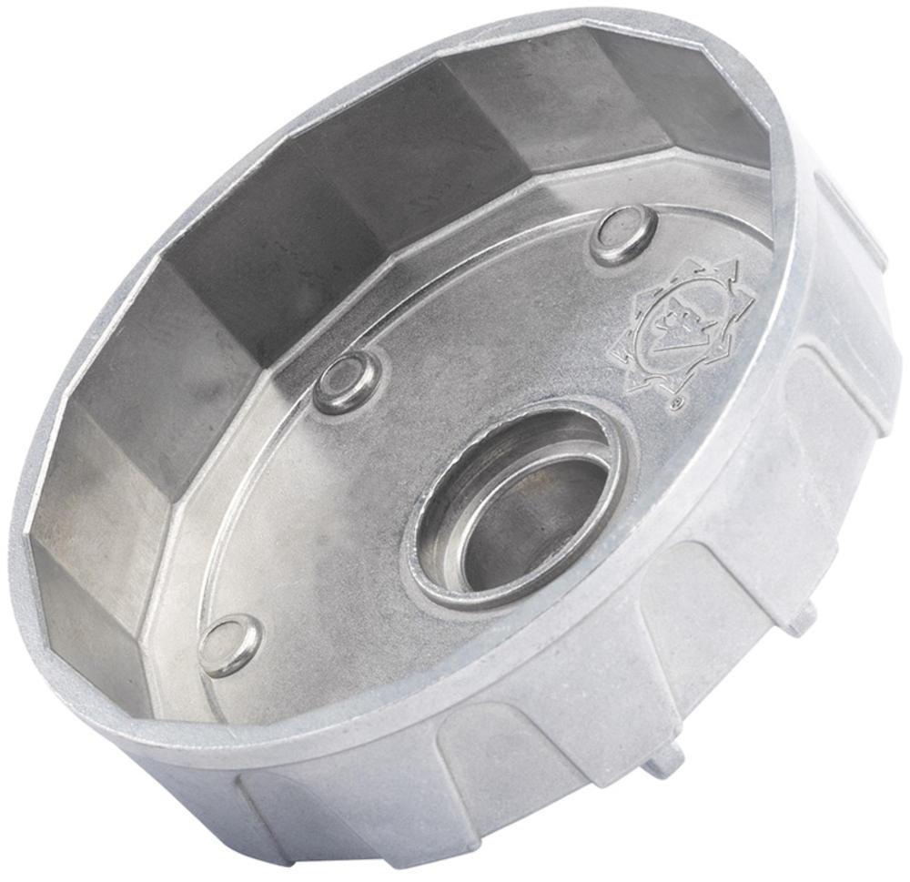 Draper 29171 OFS-100-5MM15F Expert Oil Filter Socket 100.5mm 15 Flats for Mazda, Mitsubishi