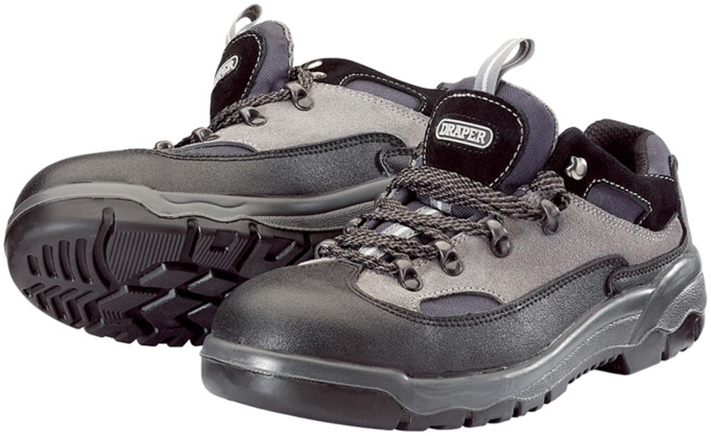 Draper 49407 DSF2 Safety Shoe Trainers to S1PA - Size 4/37