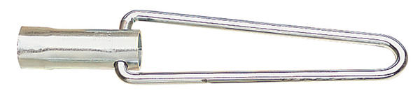 Draper 07129 S155 14mm Box End Spark Plug Wrench Thumbnail 1