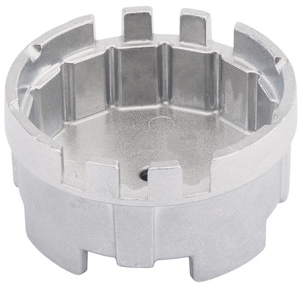 Draper 29130 OFS-64-5MM14F6S Expert Oil Filter Socket 64.5mm 14 Flats with 6 Slots for Toyota Thumbnail 1