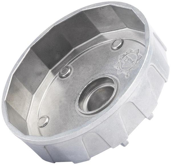Draper 29171 OFS-100-5MM15F Expert Oil Filter Socket 100.5mm 15 Flats for Mazda, Mitsubishi Thumbnail 1