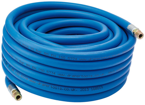 "Draper 38285 AH15M6 15M Airline Hose (1/4"") 6mm Inside Diameter Thumbnail 1"