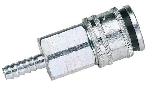Draper 54410 AC7106 BULK 6mm Euro Coupling Hose Tailpiece Thumbnail 1