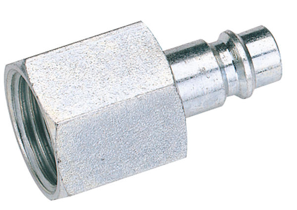 "Draper 54421 A7108 BULK 1/2"" BSP Female Nut PCL Euro Coupling Adaptor (Sold Loose) Thumbnail 1"