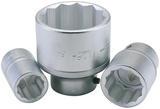 "Elora 905 770-SM 60mm  Bi-Hex Socket 3/4"" Drive"