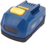 Draper 03297 CB18LI22 Expert 18V 2.2Ah Li-Ion Battery Pack for 03286