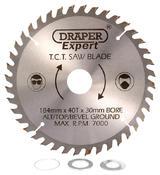 Draper 38155 CSB255P Expert TCT Saw Blade 254X30mmx64T