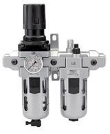 "Draper 24333 ALFRL2 1/2"" BSP Combined Filter/Regulator/Lubricator"