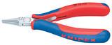 Knipex 27698 35 12 115 Knipex 115mm Flat Jaw Electronics Pliers