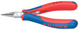Knipex 27700 35 32 115 Knipex 115mm Round Nose Electronics Pliers