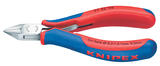 Knipex 27726 77 32 115 Knipex 115mm Flush Electronics Diagonal Cutters