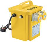 Draper 31264 DPT3300/2B 3.3kVA 230V to 110V Portable Site Transformer