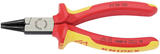 Knipex 31990 22 08 160UKSBE Knipex 160mm Fully Insulated Round Nose Pliers
