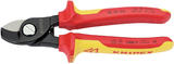 Knipex 32014 95 18 165UKSBE Knipex 165mm Fully Insulated Cable Shears