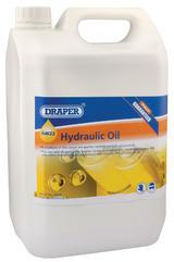 Draper 34054 HOAW22-5L 5L AW22 Hydraulic Oil