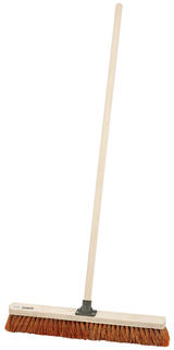 Draper 34063 PBRM/COCO4 Box of 4 600mm Soft Coco Platform Broom