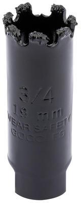 Draper 34865 TCGHSP Expert 19mm Tungsten Carbide Grit Hole Saw