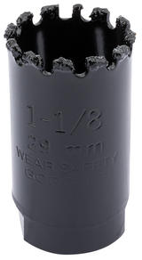 Draper 34869 TCGHSP Expert 29mm Tungsten Carbide Grit Hole Saw