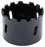 Draper 34951 TCGHSP Expert 64mm Tungsten Carbide Grit Hole Saw