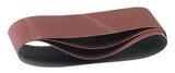 Draper 36081 APT12C 533 x 75mm 60Grit Aluminium Oxide Sanding Belts Pack of 3