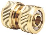 """Draper 36203 GWB4/H Expert Brass 1/2"""" Hose Repair Connector"""