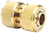 """Draper 36205 GWB4A/H Expert Brass 3/4"""" Hose Repair Connector"""