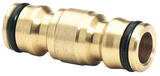 "Draper 36206 GWB5/H Expert Brass 1/2"" Two Way Coupling"