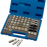 Draper 36631 SPRK120 Expert Oil Sump Plug Repair Kit (120 Piece)