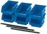 Draper 38114 SBB1 6 piece Medium Storage Unit Set